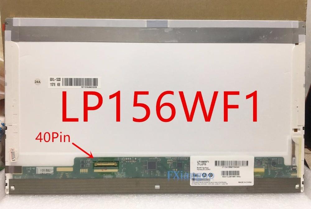 """15,6 """"1920*1080 Laptop Lcd Screen B156hw01 V.4 B156hw02 V.1 B156hw01 V.7 B156hw01 V.1 Lp156wf1 Tlc1 Für Dell Xps 15 L502x L501x"""