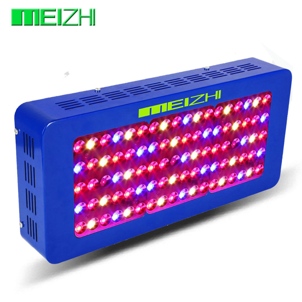 MEIZHI отражатель светодио дный 450 Вт растут лампы для полный ассортимент светодио дный чип гидропоники комнатные растения цветы растут палат...