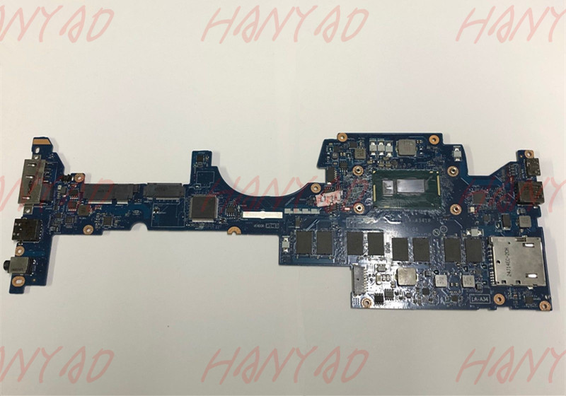04X6417 For Lenovo Yoga S1 Laptop Motherboard Intel i7 cpu Processor 8GB LA A341P in Laptop Motherboard from Computer Office