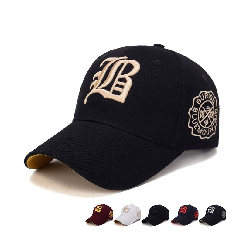 1Free Shipping New  Male Tide Golf Baseball Cap Outdoor Spring And Autumn Couple Sun Protection Sunhat Ladies Casual Sun Hat Hat