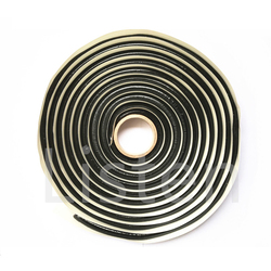 1Roll=4M Black BUTYL RUBBER GLUE LED Headlight Sealant Retrofit Reseal HID Headlamps Taillight Shield Glue Tapes For Car
