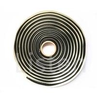 Sale 1 Piece Black BUTYL RUBBER GLUE HEADLIGHT SEALANT RETROFIT Reseal HID Headlamps TAILLIGHT Shield Glue