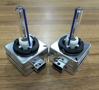 2 X D1C D1S D1R 8000k Ice Blue HID Xenon Headlight Light Bulbs OEM Replacement