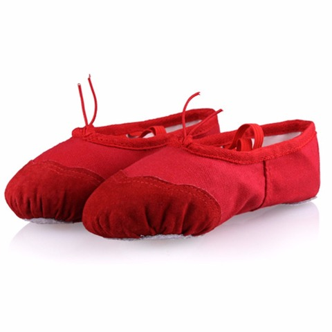 Puseky Dancing Shoes Children Shoes Baby Kids Professional Flat Shoes Soft Dance Ballets Flats Cute Kids Ballet Flats Shoes Multan