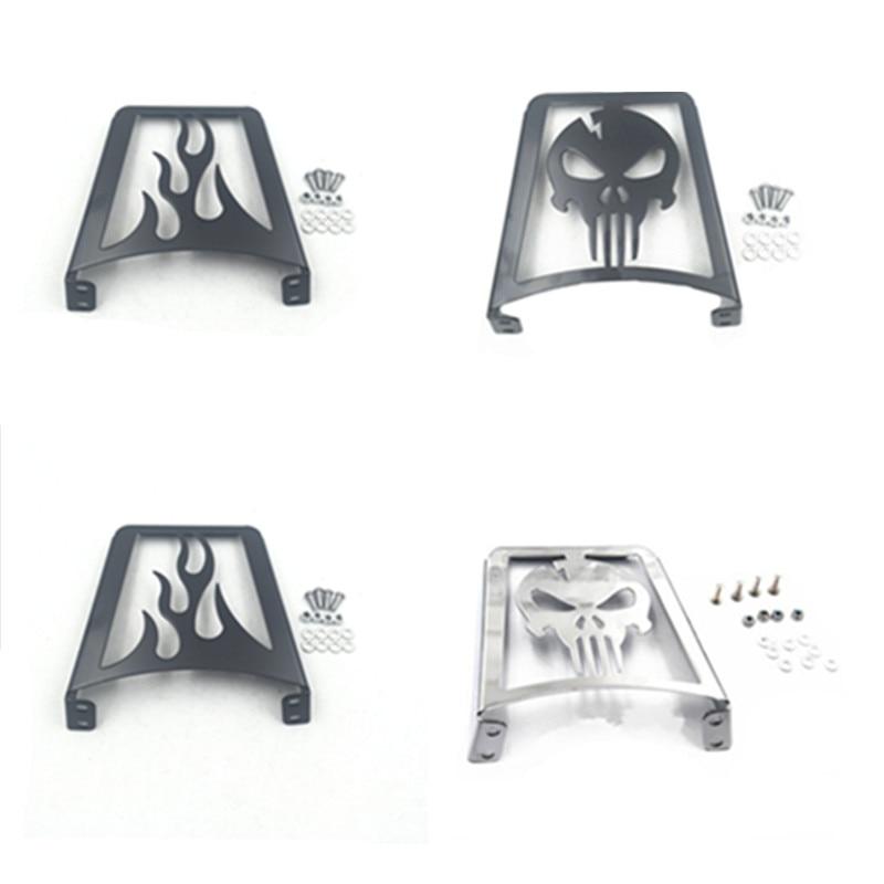 Motorcycle Sissy Bar Luggage Rack For Harley Sportster 1200 883 XL883R Softail FLSTC FXSTB XL1200