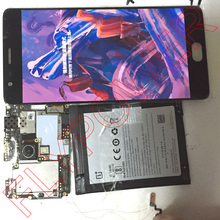 לoppo Oneplus 3 A3000 ראי צג lcd עם מסך מגע digitizer עצרת אחד בתוספת על ידי משלוח חינם; 100% אחריות