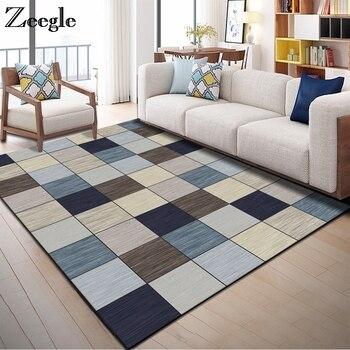 Zeegle alfombras n rdicas antideslizantes sof rea de - Alfombras habitacion ninos ...