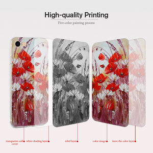 Image 3 - Case For LG X Power Cases Silicone Animal Flower Bumper For LG V30 K40 G7 X Power K220 K12 Plus Case Cover Fundas Coque v30 plus