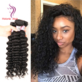 8a Star Style Brazilian Virgin Hair Tissages Bresilienne Shes Deep Wave Hair Maxglam Brazilian Deep Curly Crochet Hair