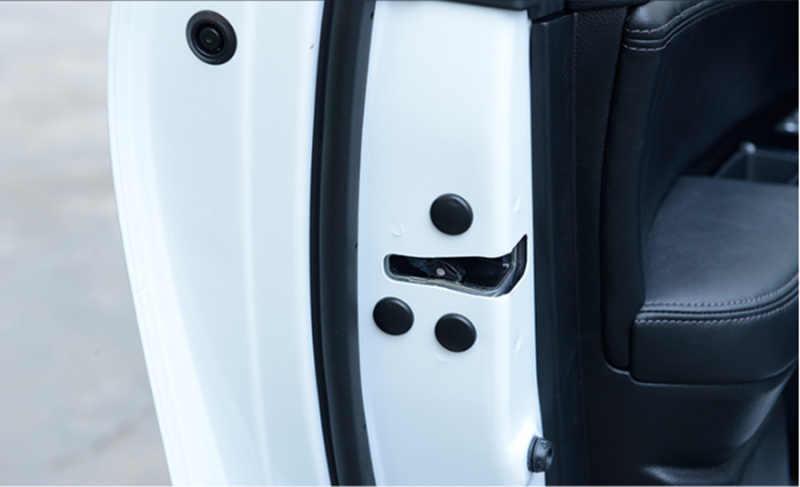 12 PC Khóa Cửa Ô Tô Vít Bảo Vệ Dành Cho HYUNDAI IX35 IX45 Sonata Verna Solaris Elantra Tucson Mistra IX25 I30