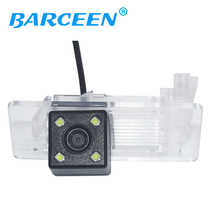 Продвижение CCD Специальный вид сзади Камера для Volkswagen Touareg/Tiguan/Passat/santana/Мужские поло седан обратный резервное копирование Камера