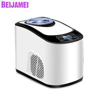 BEIJAMEI High Efficiency Small Electric Ice Cream Maker Automatic Commercial Fruits Ice Cream Making Machine Price