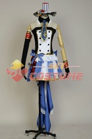 Hot Koop LoveLive! Eli Ayase Cafe Maid Uniform Cosplay Kostuum Halloween Party Voor Volwassen Vrouwen Meisjes Nieuwe