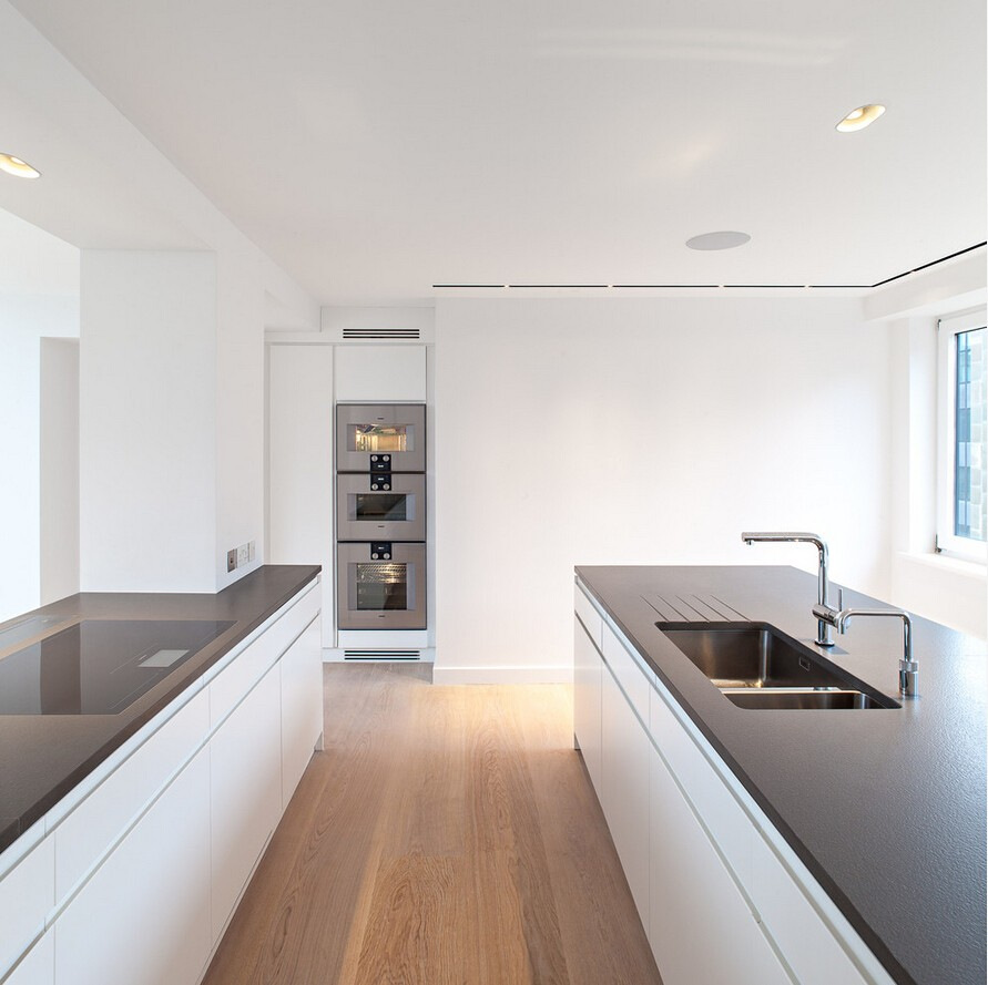 2017 moderne küchenschrank China lieferanten hohe qualität sperrholz ...