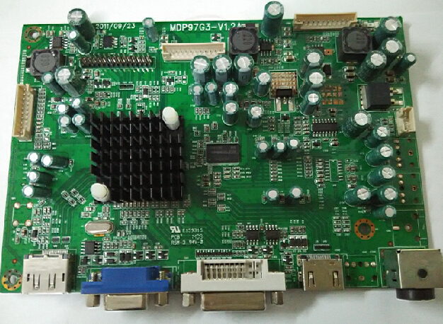 Origina  T7000+ 2723S motherboard MDP97G3 V1.2 For  LG LM270WQ1 SDF1|Video & TV Tuner Cards| |  - title=