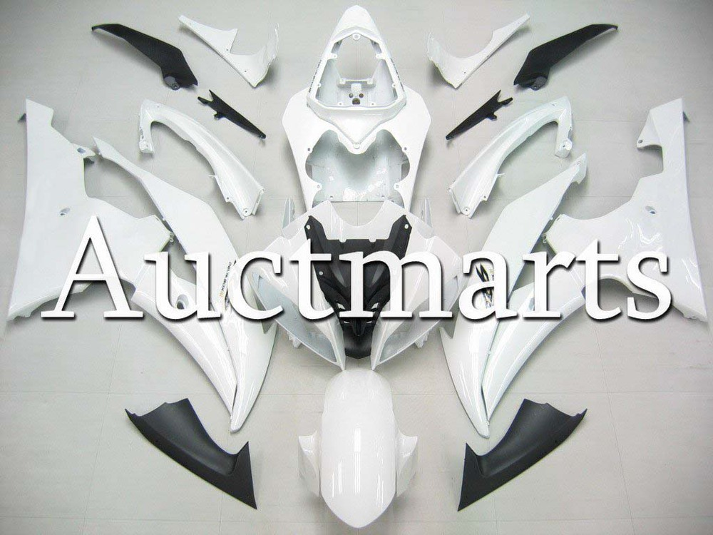 For Yamaha YZF 600 R6 2008 2009 2010 2011 2012 2013 2014 YZF600R 08-14 inject ABS Plastic motorcycle Fairing Kit YZFR6 08-14 C2 unpainted abs plastic front fender fit for yamaha 2008 2012 yzf r6 injection mould motorcycle fairing frame cover part