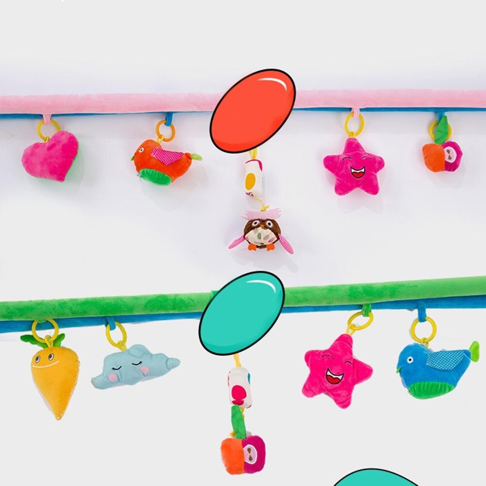 Enfants enfants Fitness Rack bébé jouets Fitness Rack plancher ramper jouer tapis coussin pour enfants noël et anniversaire Fun cadeaux chauds - 4