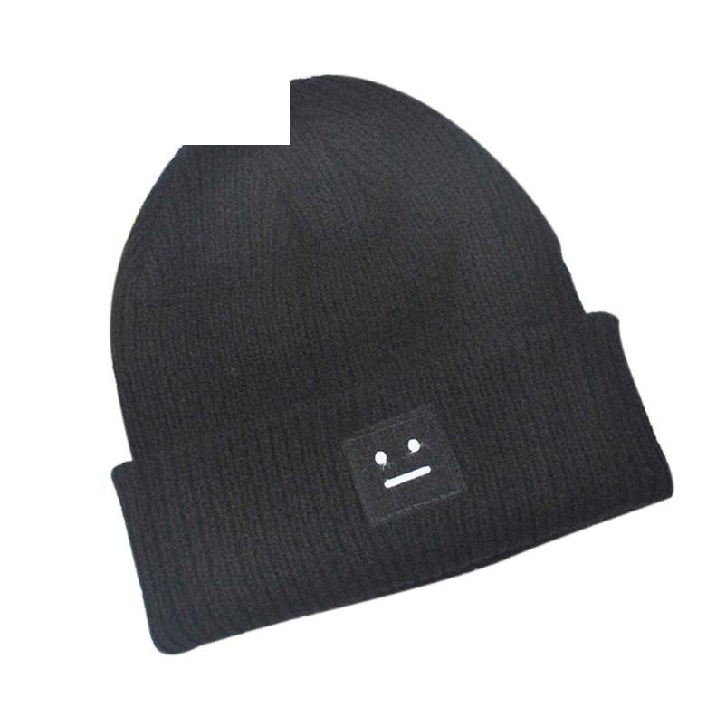 Skullies Beanies Warm Winter Slouchy Baggy Knit Hat Cap Hip-hop Beanie Hats Women Men Spring Autumn Hat cap Drop Shipping S39 skullies