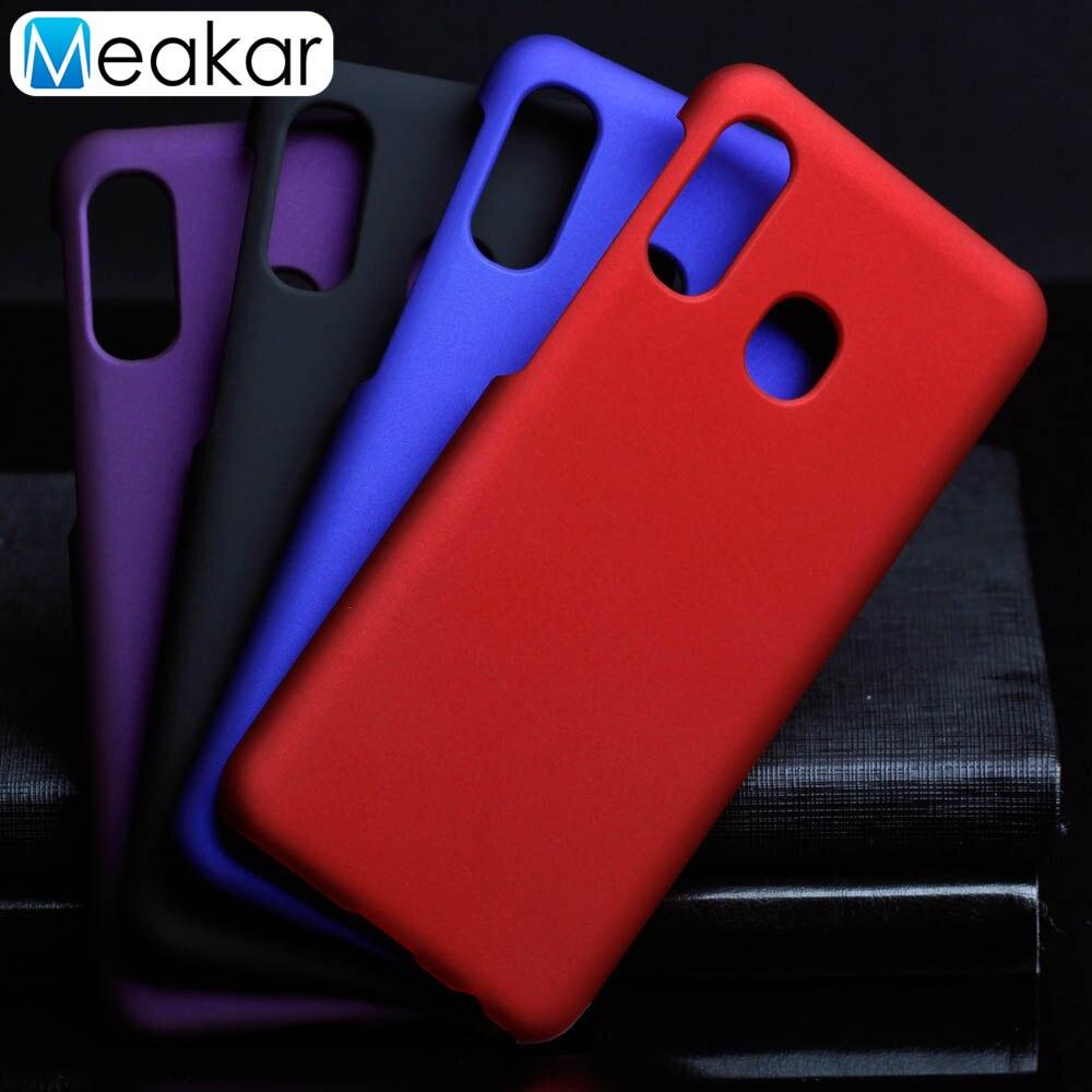 Матовый пластиковый чехол 5,8 дюйма для Samsung Galaxy A20E, чехол для Samsung Galaxy A20E SM-A202F SM A202F, задняя крышка для телефона