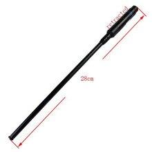RH660S cravatta Nera asta SMA M dual segmento di 144/430 MHZ antenna per YAESU VX 1R VX 2R VX 3R VX 5R VX 6R raccolto Ham Radio