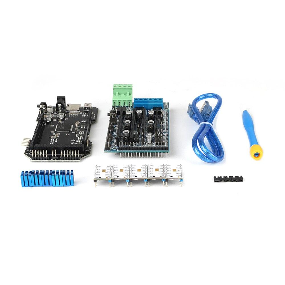 R3 + Ramps 1.5 Painel de Controle