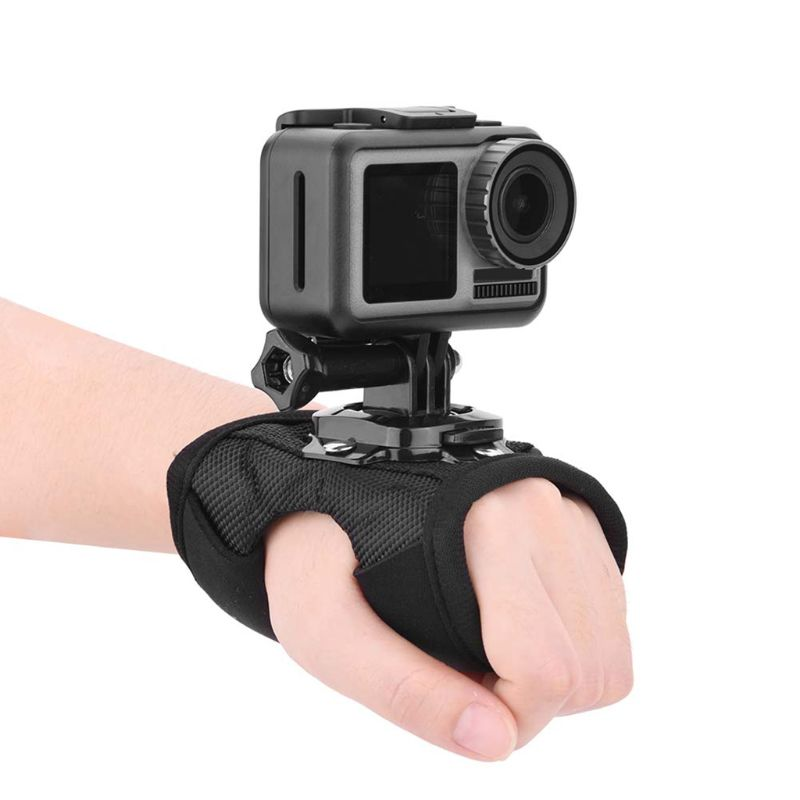 Premium Quality New Black Anti Slip Hand Strap Wrist Band Belt For DJI Osmo Pocket For Gopro Action Camera Accessories