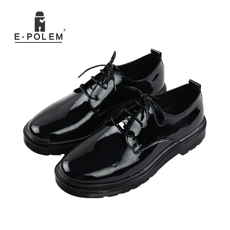 Men Black Patent Leather Shoes Mens Party Wedding Dress Shoe Formal Fashion Comfortable Shoes Zapatillas Hombre 2017 choudory summer dress crocodile skin shoes men breathable prom shoes full grain leather pointy mens formal shoes shoe lasts