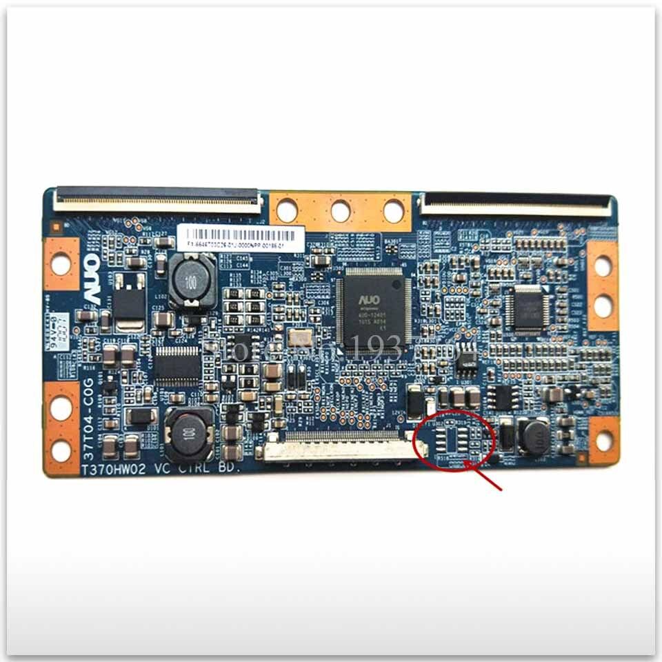 90% new good working for original 46 inch NO IC board T370HW02 VC CTRL BD 37T04-C0G logic board90% new good working for original 46 inch NO IC board T370HW02 VC CTRL BD 37T04-C0G logic board