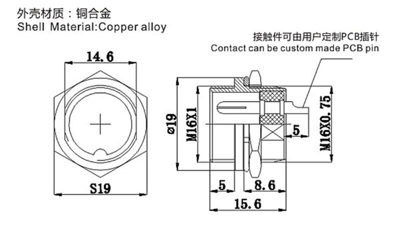 1 компл. gx16 3 булавки мужской и женский диаметр 16 мм провода панель разъем l71 gx16 круговой разъем авиации розетка разъем бесплатная доставка булавки г