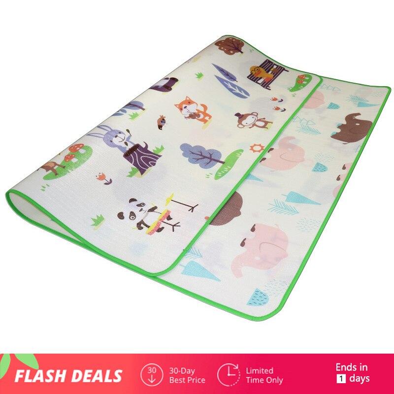 Esteira do Jogo do bebê para Crianças 200 cm X 180 cm X 0.5 Cm Desenvolver Atividade de Puzzle Mat Bebê Mat Criança tapete Rastejando Tapetes de Jogo De Espuma para As Crianças