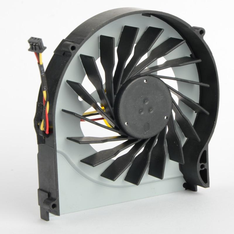 Notebook Computer Cpu Cooling Fans For HP Pavilion DV7-4000 Series Laptops KSB0505HA Processor Cooler Fan Replacements for dell e5430 082jh0 82jh0 fan bata0613r5h dc28000afvl mf60120v1 c430 g9a ksb0505ha