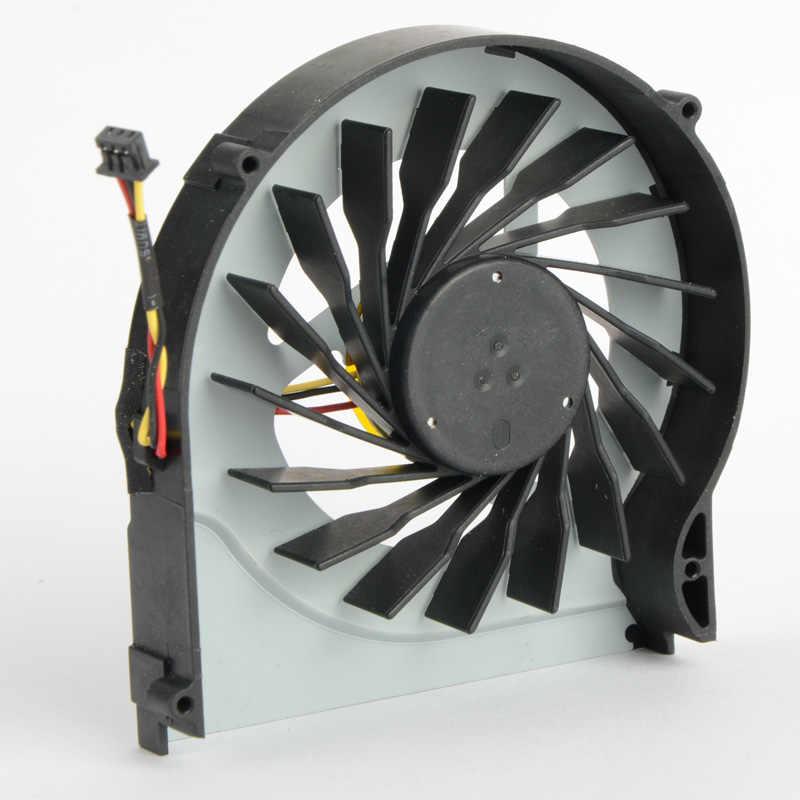 Notebook Komputer CPU Kipas Pendingin untuk HP Pavilion DV7-4000 Seri KSB0505HA Processor Cooler Fan Penggantian