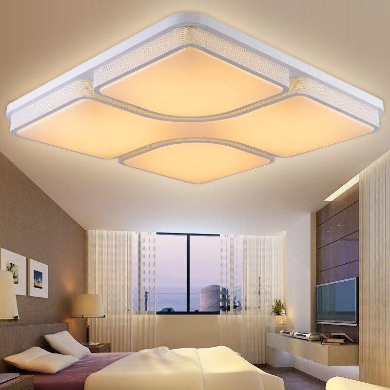 Luces De Leds Para Casa Iluminacion Baos Techo Empotrable Dikidu - Luces-led-para-casa