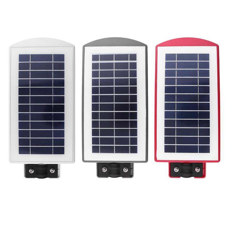 40W 40LED Waterproof Solar Light Outdoor Road Street Wall Induction Lamp 2835SMD chip LED Street lamp with Installing Tool Kit for sony kdl 40ex720 article lamp sts400a28 40led rev 3 for samsung screen lty400hf09 1piece 40led 455mm