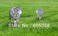 12w Edison led lawn lamp aluminum baking varnish led garden lamp led grass lighting IP66 AC100 240V CE&ROHS 2016 Patent Design