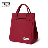 Luxury Brand Lunch Bag For Women Kids Men Oxford Cooler Lunch Tote Bag Waterproof Lunch Bags