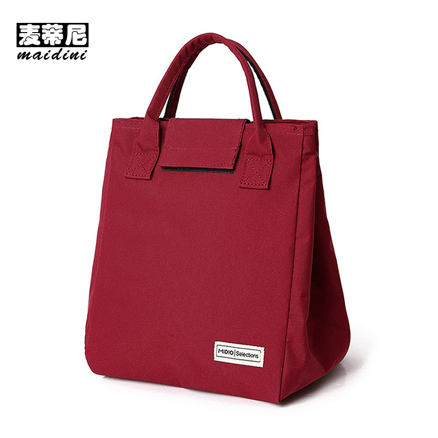 Luxury Brand Lunch Bag For Women Kids Men Oxford Cooler Lunch Tote Bag Waterproof Lunch Bags Insulation Package Thermal Food Bag luxury brand lunch bag for women kids men oxford cooler lunch tote bag waterproof lunch bags insulation package thermal food bag