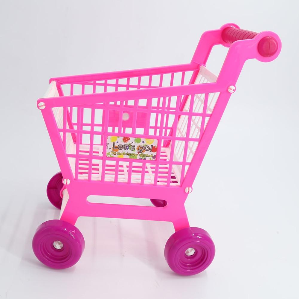 Mini Nino Carro De Compras Supermercado Handcart Compras Trolley