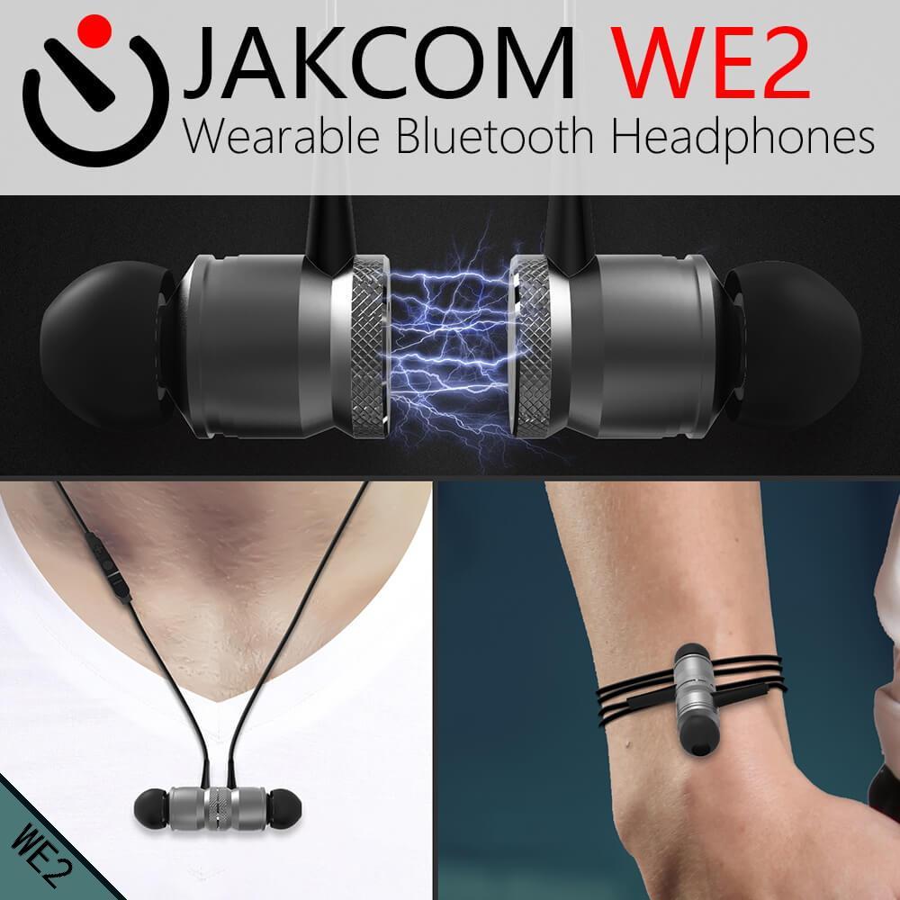 JAKCOM WE2 Smart Wearable Earphone Hot sale in Smart Accessories as bands android phone nfc zmi