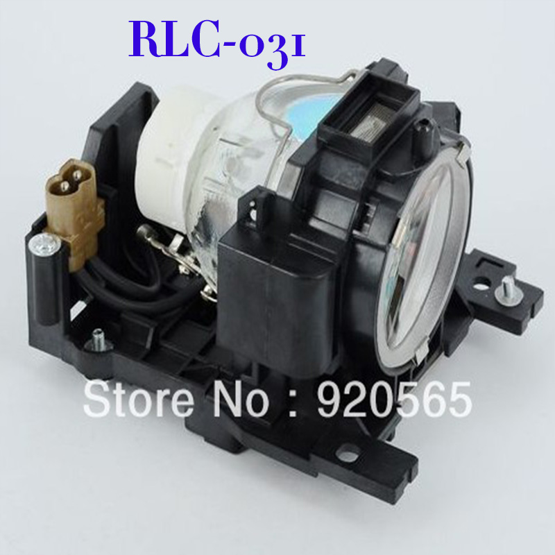 Brand New High-Quality Compatible Projector  lamp/ bulb With housing RLC-031 for  PJ758 / PJ759 / PJ760 projector rlc 031 for viewsoni c pj758 pj759 pj760 compatible lamp with housing free shipping
