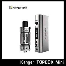 KangerTechบุหรี่อิเล็กทรอนิกส์TopboxมินิStarter Kitกับ4มิลลิลิตรมินิถังและKboxมินิTc 75วัตต์สมัยร้อนขาย