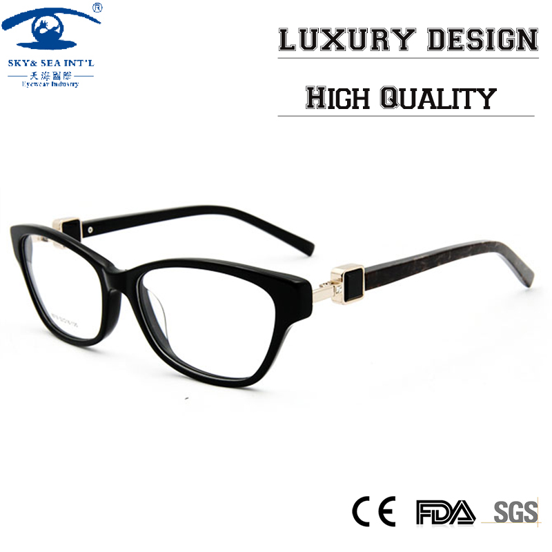 High Quality Custom Butterfly Eyeglass Frames With ...