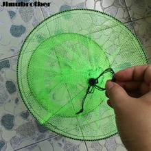 0.3cm small Mesh fishing net Foldable fyke net fishing tackle product all for cheap china fishing accessories supplier 1pcs/lot