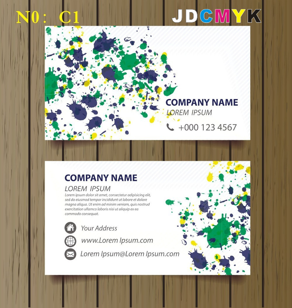 popular 500 free business cards free shipping cheap 500 free