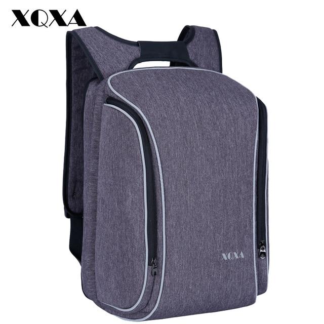 XQXA Backpack Men Preppy School Backpacks for Boy Girl Teenagers ...