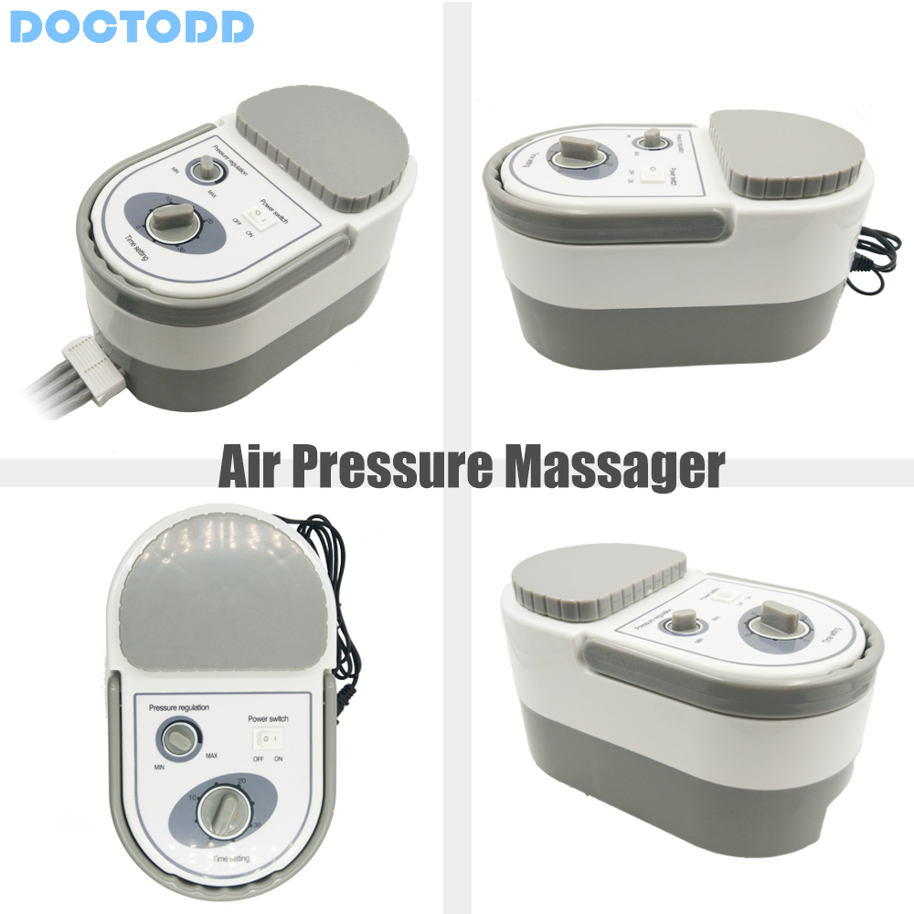 Image 5 - Air Wave Pressure Massager Continuous Compression Circulator Leg Arm Waist Leg Massageing Machine Muscles Relaxed Recovery Devic-in Massage & Relaxation from Beauty & Health