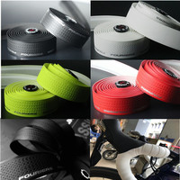 FOURIERS ultralight Bicycle Handlebar Tape Road bike bar tape comfortable feel skidproof tapes Black/ White /Yellow /Red