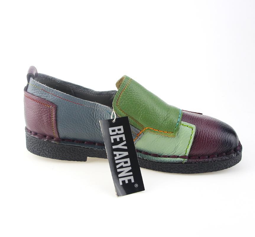 HTB1Px1RRVXXXXa8XVXXq6xXFXXXA - Women's Handmade Genuine Leather Flat Lace Shoes-Women's Handmade Genuine Leather Flat Lace Shoes