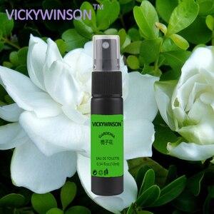 VICKYWINSON Gardenia deodorization 10ml Anti-sweat Summer Fresh Ball Body Lotion Antiperspirants Underarm Deodorant Fragrance