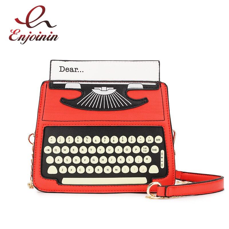 Черный и красный с рисунком машинки Дизайн из искусственной кожи Для женщин Повседневное сумка Тотем Femal Crossbody мини сумка кошелек клапаном